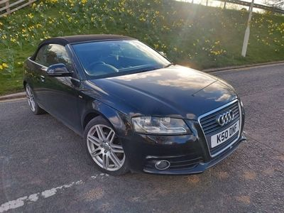 used Audi A3 Cabriolet