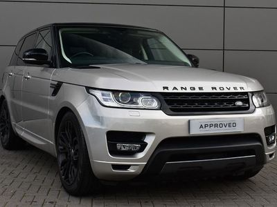 used Land Rover Range Rover Sport SDV6 HSE DYNAMIC SUV 5dr DIESEL AUTOMATIC 185 g/km 306.0 BHP