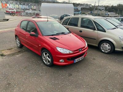 used Peugeot 206 2.0 HDi Sport 5dr