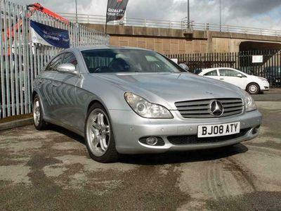 used Mercedes CLS320 CLS 3.0CDI 4d 222 BHP, 2008 ( )