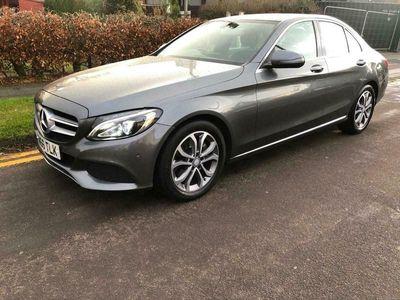 used Mercedes C200 C ClassSport Premium 4dr Auto