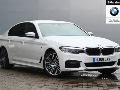 used BMW 520 5 Series d xDrive M Sport 4dr Auto Saloon 2019