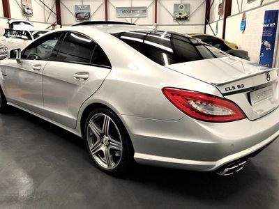 used Mercedes CLS63 AMG CLS AMG(557bhp) 4d Tip Auto