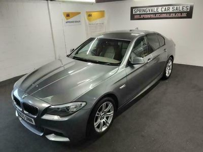 used BMW 535 5-Series Saloon d M Sport 4d Step Auto
