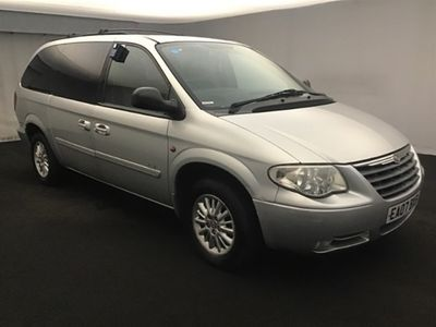 used Chrysler Grand Voyager 2.8 CRD Signature 5dr Auto