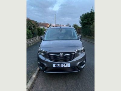 used Vauxhall Combo Life 1.2 Turbo Energy (s/s) 5dr