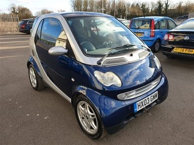 used Smart ForTwo Coupé and Passion 2d Auto (01)