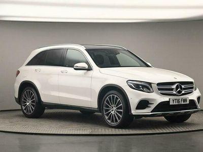 used Mercedes E250 GLC GLC d 4Matic AMG Line Prem Plus 5dr 9G-Tronic