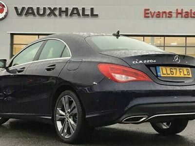 used Mercedes CLA220 Sport 4dr Tip Auto