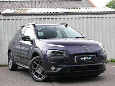 used Citroën C4 Cactus 1.6 BlueHDi Feel 5dr [non Start Stop]