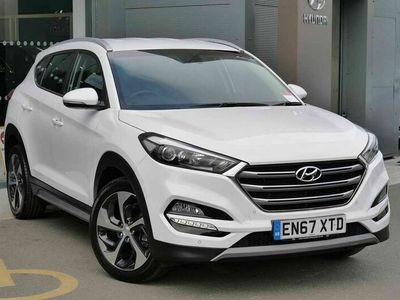 used Hyundai Tucson 1.6 T-GDi Sport Edition (2WD) DCT 5 Door