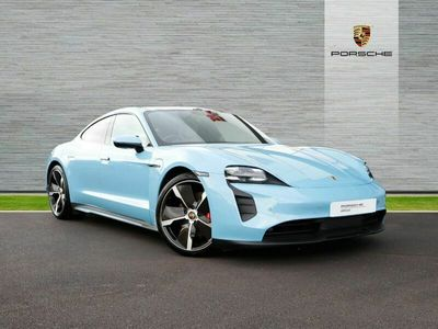 used Porsche Taycan 420kW 4S 93kWh 4dr Auto