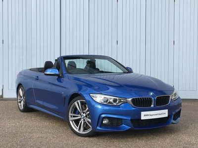 used BMW 428 i M Sport Convertible
