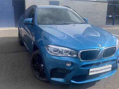 used BMW X6 M X6 M Xdrive5Dr Auto