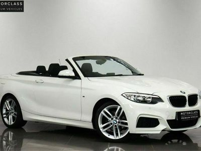 used BMW 218 2 SERIES 1.5 I M SPORT 2d 134 BHP JUST ARRIVED MORE PICS TO FOLLOW
