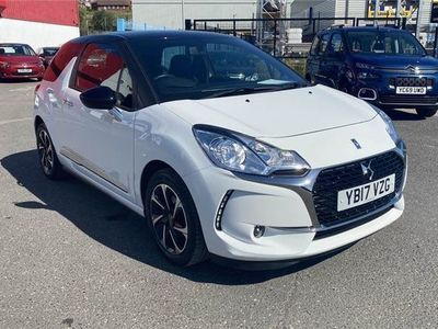 used DS Automobiles DS3 1.6 BlueHDi Elegance 3dr