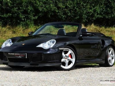 used Porsche 996 Turbo 3.6 Cabriolet Tiptronic S AWD 2dr
