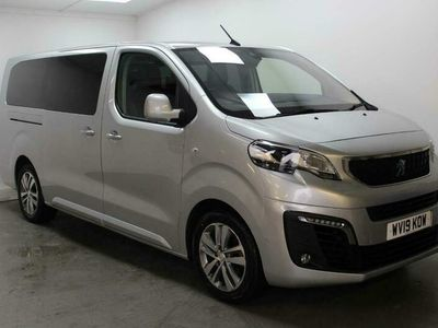 used Peugeot Traveller 2.0 BlueHDi Allure Long MPV (s/s) 5dr (8 Seat)