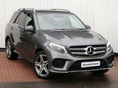 used Mercedes GLE250 GLE4Matic AMG Line 5dr 9G-Tronic Auto