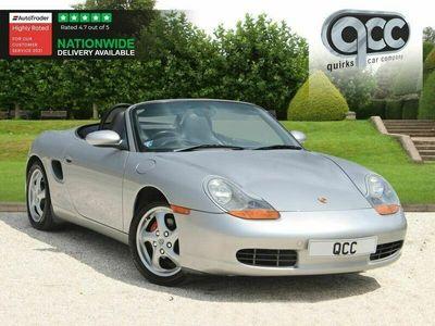 used Porsche Boxster 2.5