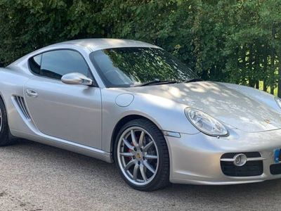 used Porsche Cayman PETROL MANUAL COUPE 2 DOORS