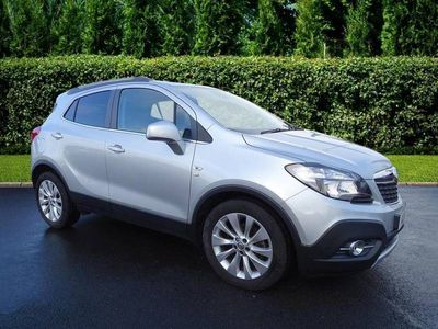 used Vauxhall Mokka SE 1.6 CDTi (136ps) Automatic Hatchback 2016