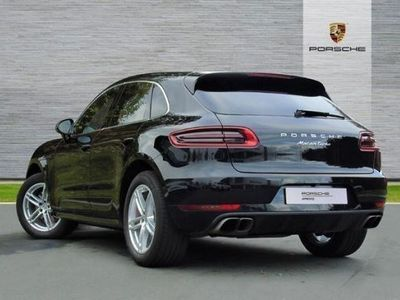 used Porsche Macan Turbo Macan 2017 5dr PDK Estate 2017