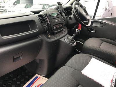 used Vauxhall Vivaro 2900 1.6CDTI 115PS Sportive H1 Van