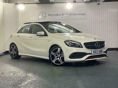used Mercedes A250 A-ClassAMG Premium 5dr