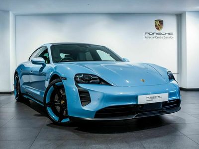 used Porsche Taycan 4S (79KWH) 4dr