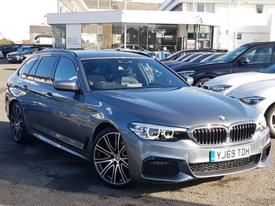 used BMW 530 5 Series i M Sport 5dr Auto