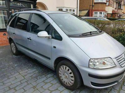 used VW Sharan 1.9 TDI PD S 5dr