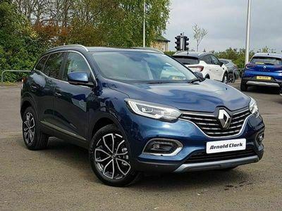 used Renault Kadjar 1.3 TCE S Edition 5dr