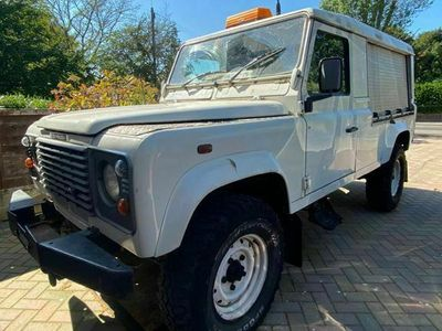 used Land Rover Defender 110 2.5 TD5 County Hard Top 5dr