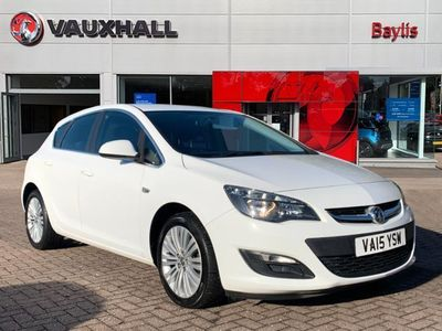 used Vauxhall Astra EXCITE | Network Q