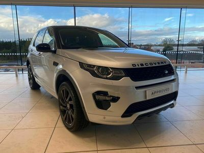 used Land Rover Discovery Sport Diesel Sw 2.0 TD4 180 HSE Dynamic Lux 5dr Auto