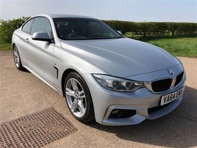 used BMW 420 4 Series D M SPORT