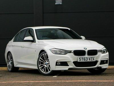 used BMW 318 3 Series d M Sport Saloon 2.0 4dr