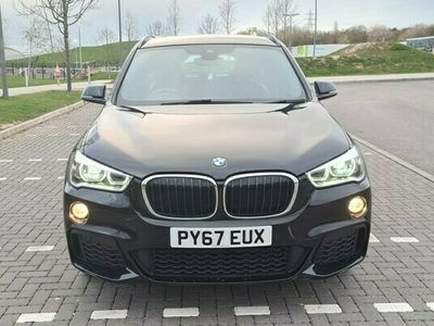 used BMW X1 xDrive 18d M Sport 5dr Step Auto