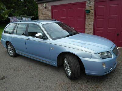used Rover 75 Tourer 2.0 CDTi Connoisseur SE 5dr
