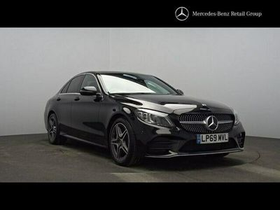 used Mercedes C300 C-ClassAMG Line Edition 4dr 9G-Tronic