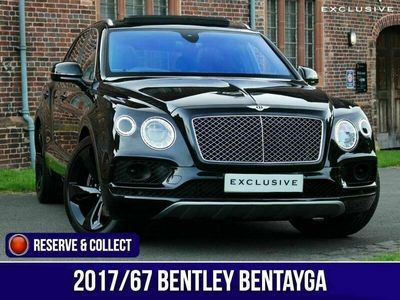 used Bentley Bentayga 6.0 W12 Mulliner