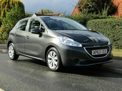 used Peugeot 208 1.4 HDI ACCESS PLUS 5DR TURBO DIESEL HATCHBACK ** 28,000 MILES * FULL HISTORY * FREE TAX **