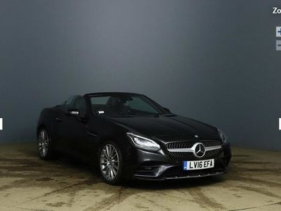 used Mercedes SLC250 SLC ClassD AMG Line Convertible Auto TRACK PACK/BLINDSPOT/MEMORY HEATED SEATS 2-Door