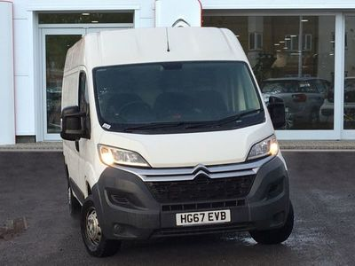 used Citroën Relay 2.0 BlueHDi H2 Van 130ps Enterprise