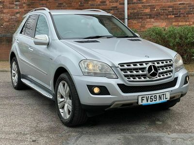used Mercedes ML350 M Class 3.0CDI BlueEFFICIENCY Sport 7G-Tronic 4x4 5dr