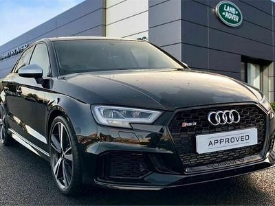 used Audi RS3 RS 3 SALOONTFSI 400 Quattro 4dr S Tronic