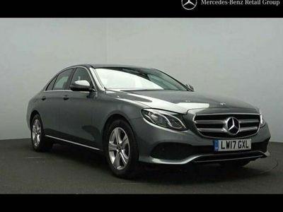 used Mercedes E220 4MATIC SE