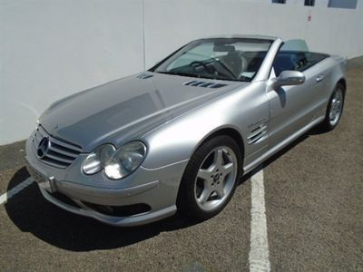 used Mercedes SL55 AMG SL ClassAMG