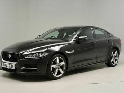 used Jaguar XE 2.0d [180] R-Sport 4dr Auto - COLLISION WARNING - SAT NAV - LANE DEPARTURE
